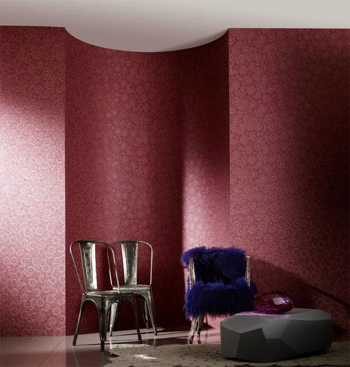 Createur d 39 ambiance casablanca et tanger luxos design - La maison du papier peint ...